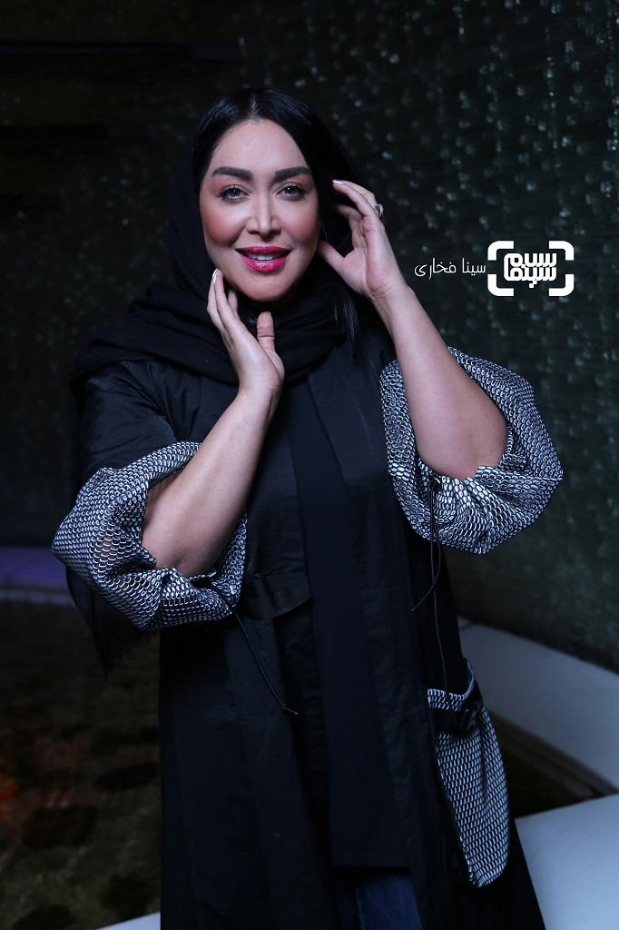 سارا منجزی پور / اکران خصوصی فیلم «کلوپ همسران»/ گزارش تصویری