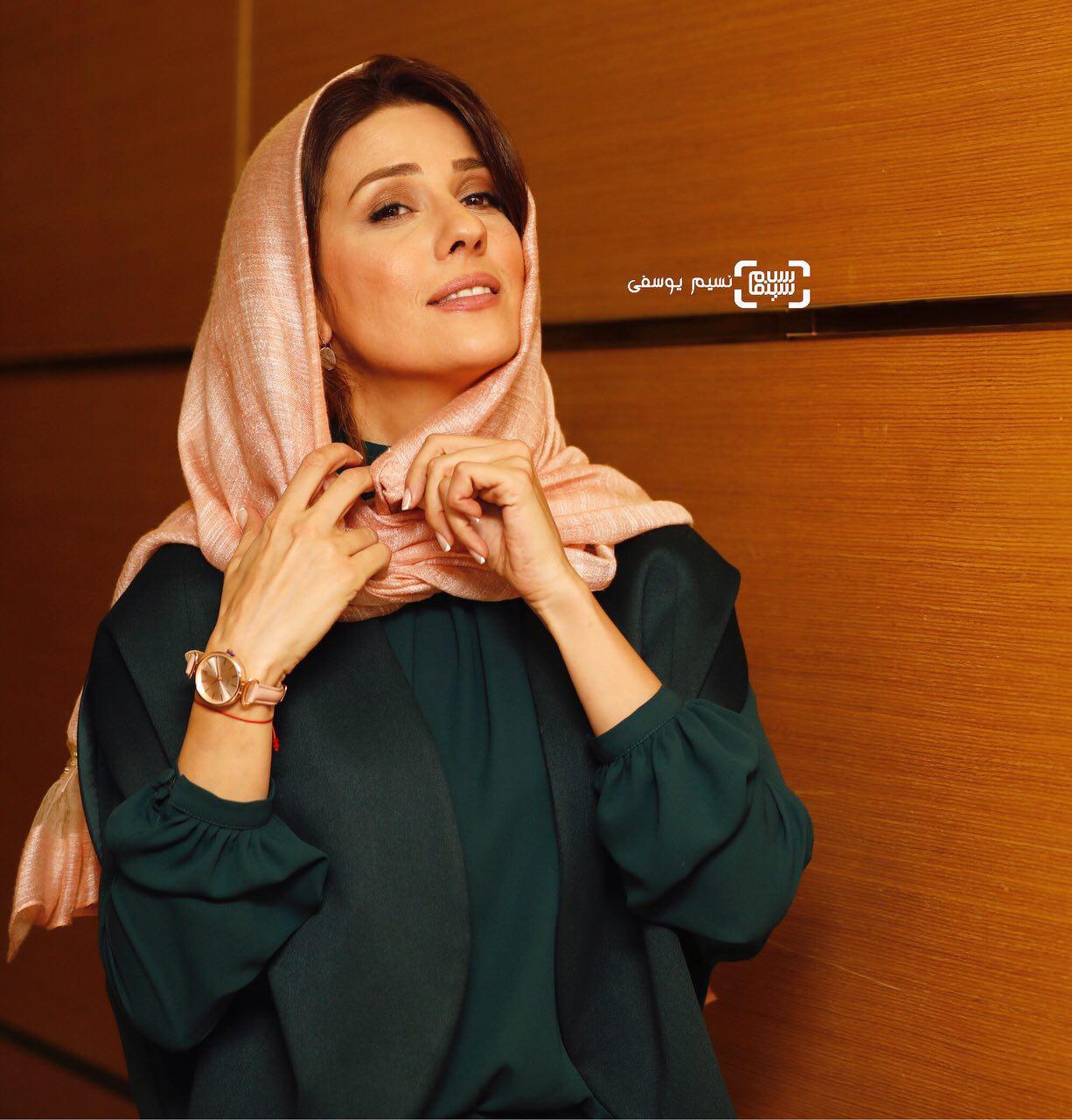 15 عکس برتر جشنواره فیلم فجر از قاب نسیم یوسفی/ سارا بهرامی