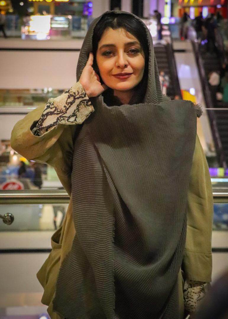 ساره بیات - اکران خصوصی فیلم «کروکودیل» - گزارش تصویری