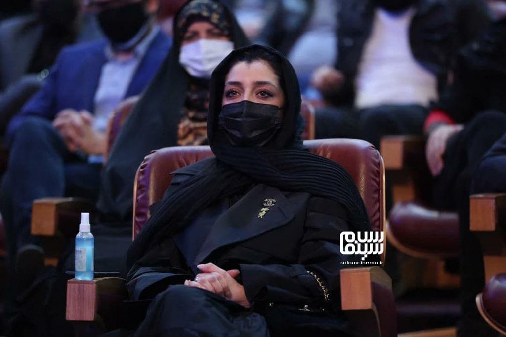 ساره بیات - سی و نهمین جشنواره فیلم فجر - اختتامیه