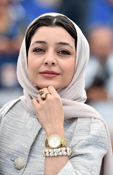 ساره بیات در فتوکال فیلم «ناهید» در شصت و هشتمین جشنواره فیلم کن