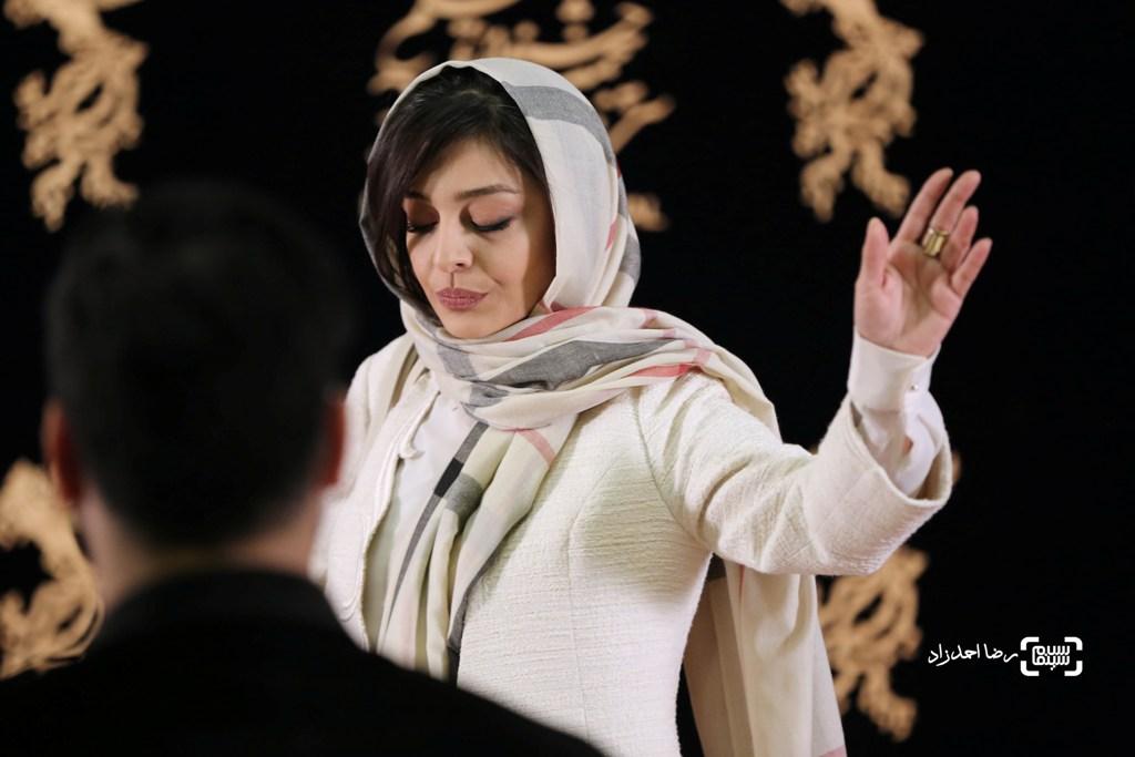 گزارش تصویری اکران و نشست های روز یازدهم جشنواره فجر 35