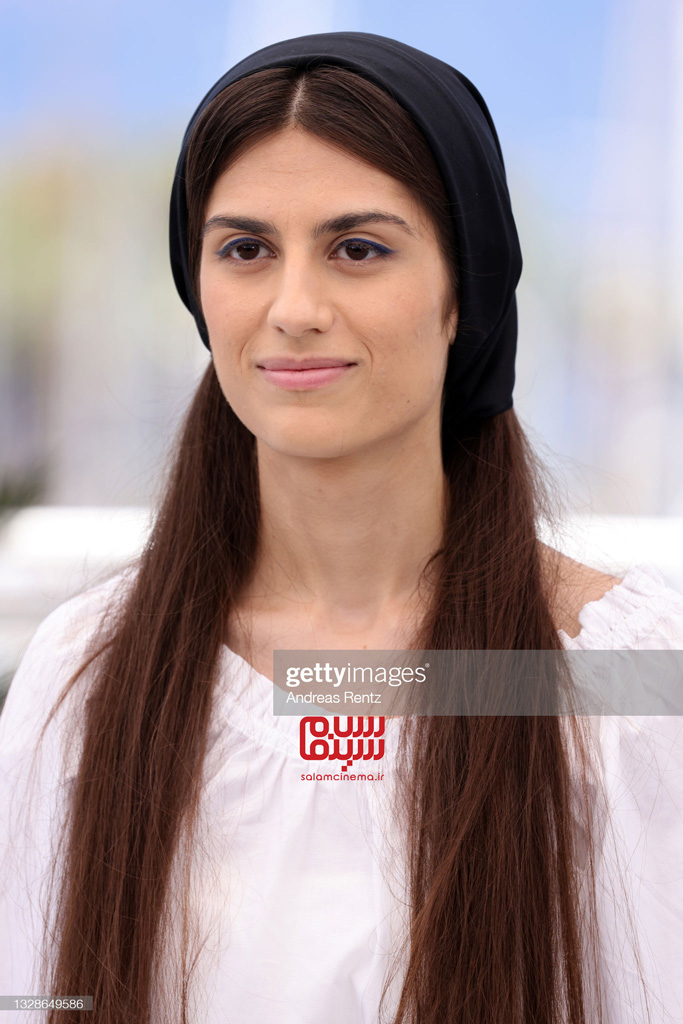 سارینا فرهادی در جشنواره  کن 2021 - فتوکال