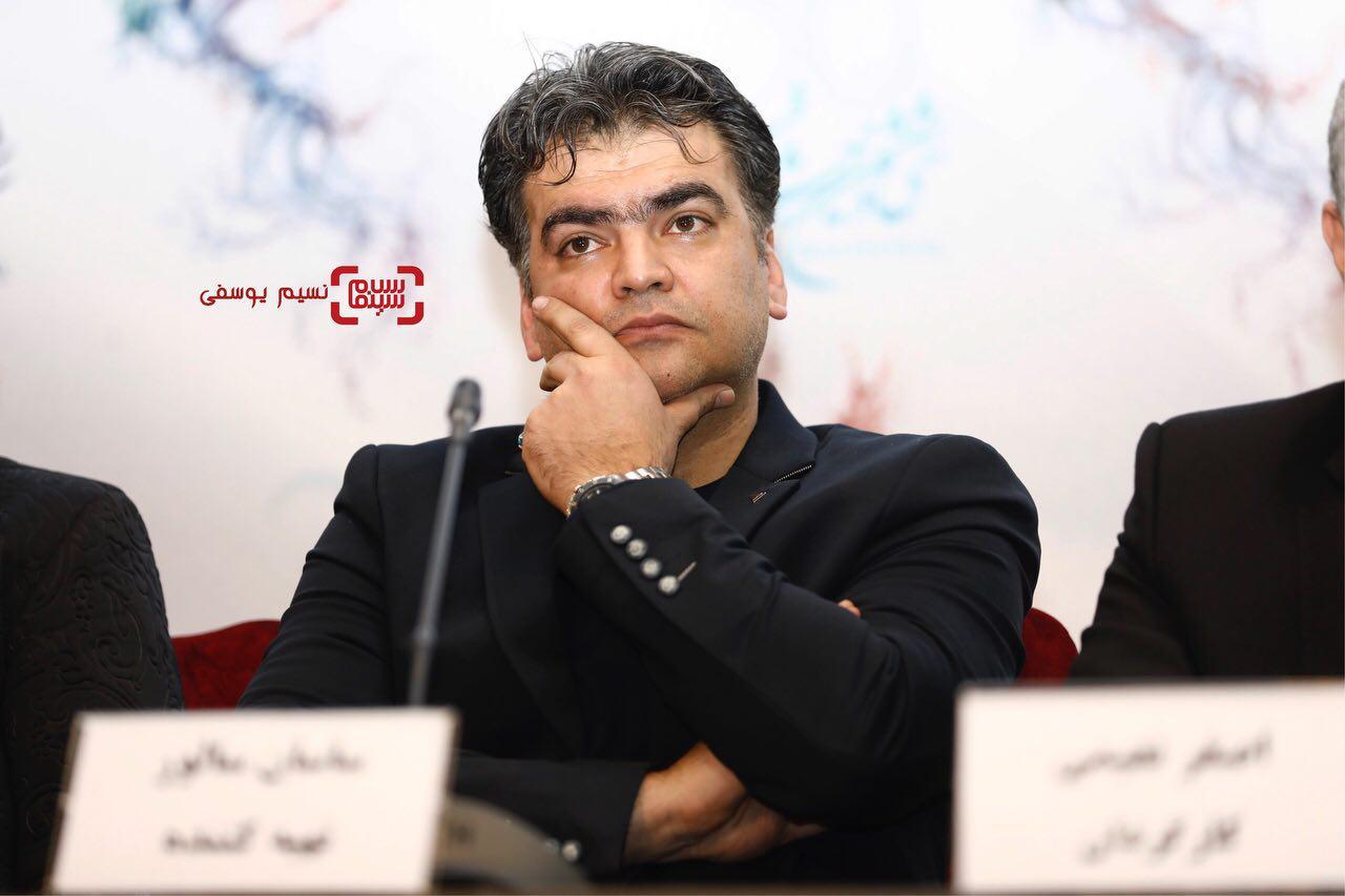 ساسان سالور اکران و نشست فیلم «هایلایت» در جشنواره فیلم فجر36