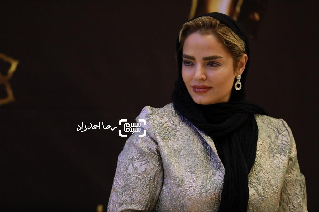 سپیده خداوردی در بیست و یکمین جشن خانه سینما/ گزارش تصویری 2