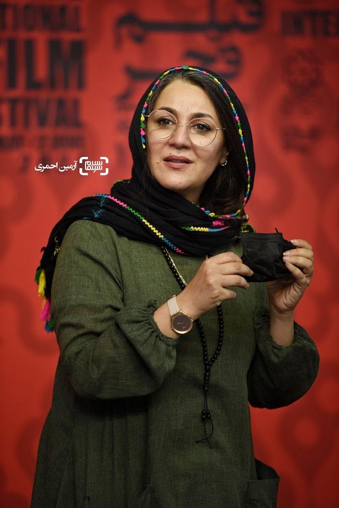 ستاره اسکندری - سی و هشتمین جشنواره جهانی فیلم فجر