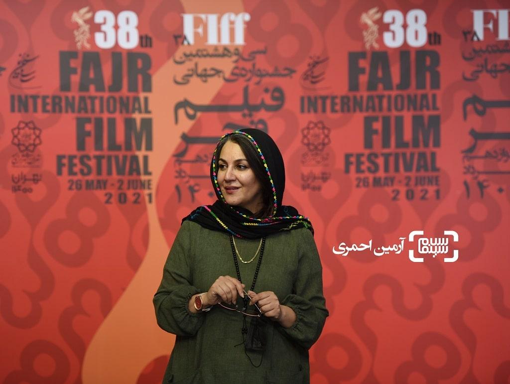 سی و هشتمین جشنواره جهانی فیلم فجر - ستاره اسکندری - چارسو