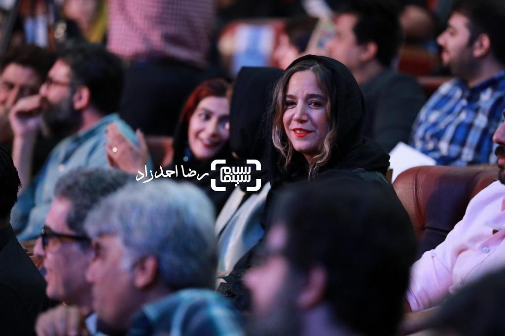 ستاره پسیانی/ بیست و یکمین جشن خانه سینما/ گزارش تصویری 1