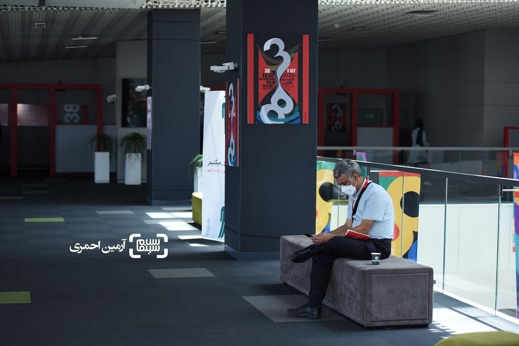 پردیس سینمایی چارسو - سی و هشتمین جشنواره جهانی فیلم فجر
