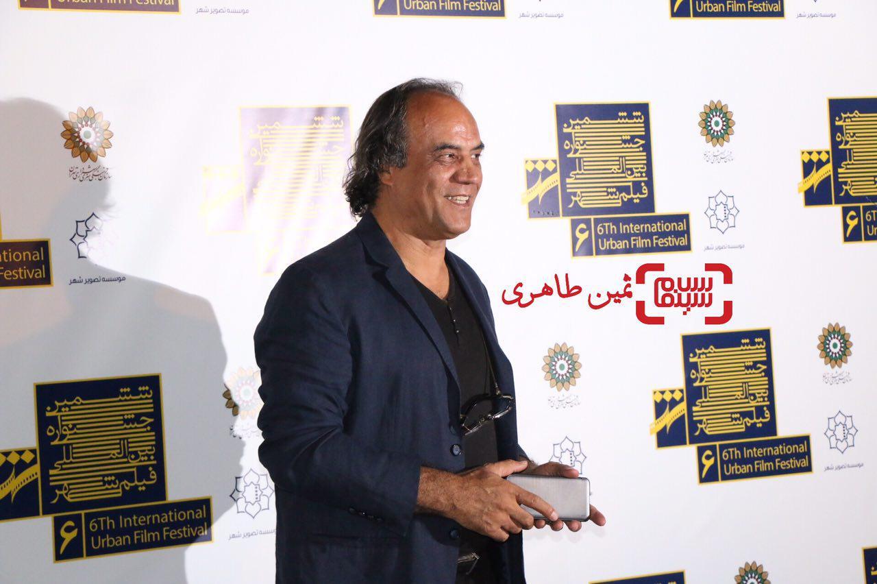 افتتاحیه ششمین جشنواره فیلم شهر سیف الله صمدیان