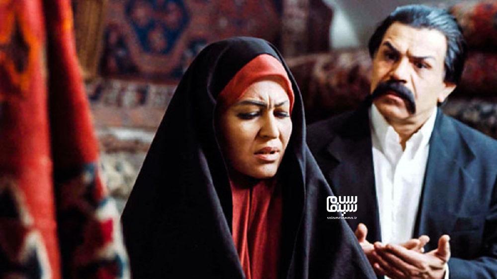 عکس اکرم محمدی در سریال شب دهم - پخش شب دهم در محرم 1400 از تماشا