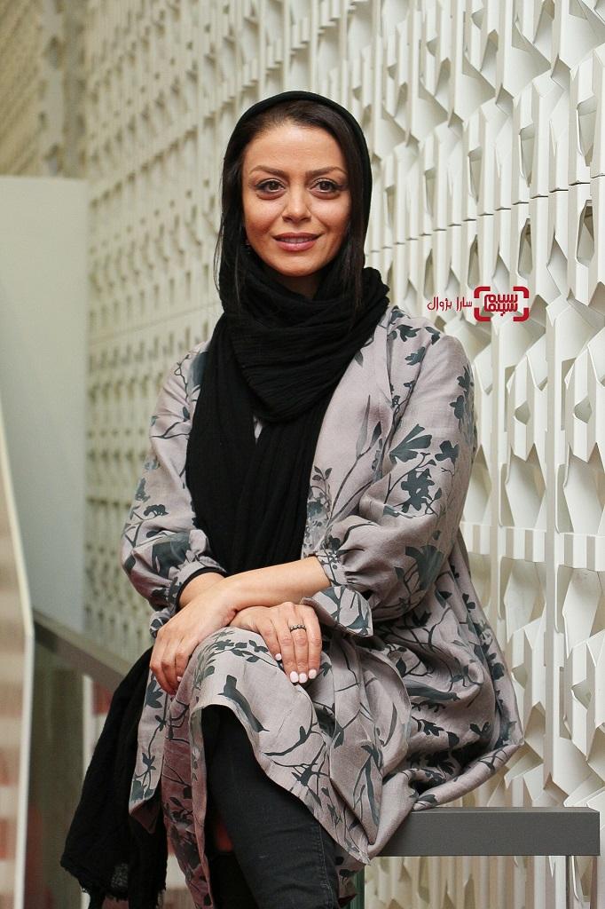 عکس شبنم فرشادجو در روز هفتم سی و هفتمین جشنواره جهانی فجر