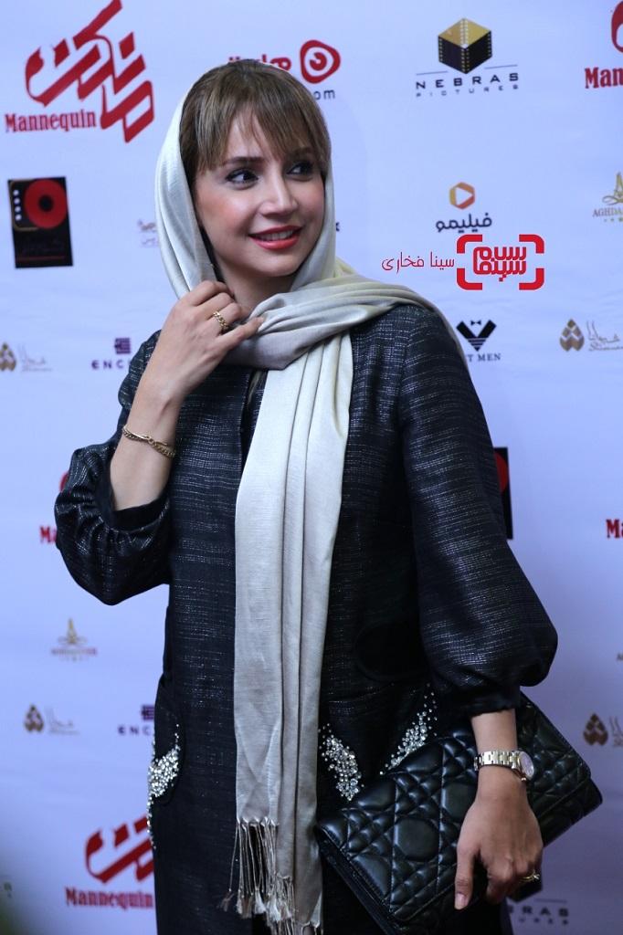 عکس شبنم قلی خانی اکران خصوصی سریال «مانکن»/ گزاش تصویری