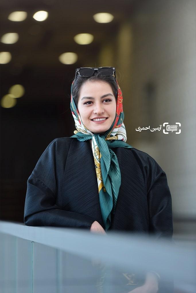 شبنم گودرزی - سی و هشتمین جشنواره جهانی فجر - چارسو