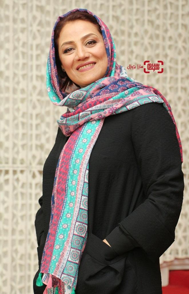 عکس شبنم مقدمی در روز هفتم سی و هفتمین جشنواره جهانی فیلم فجر