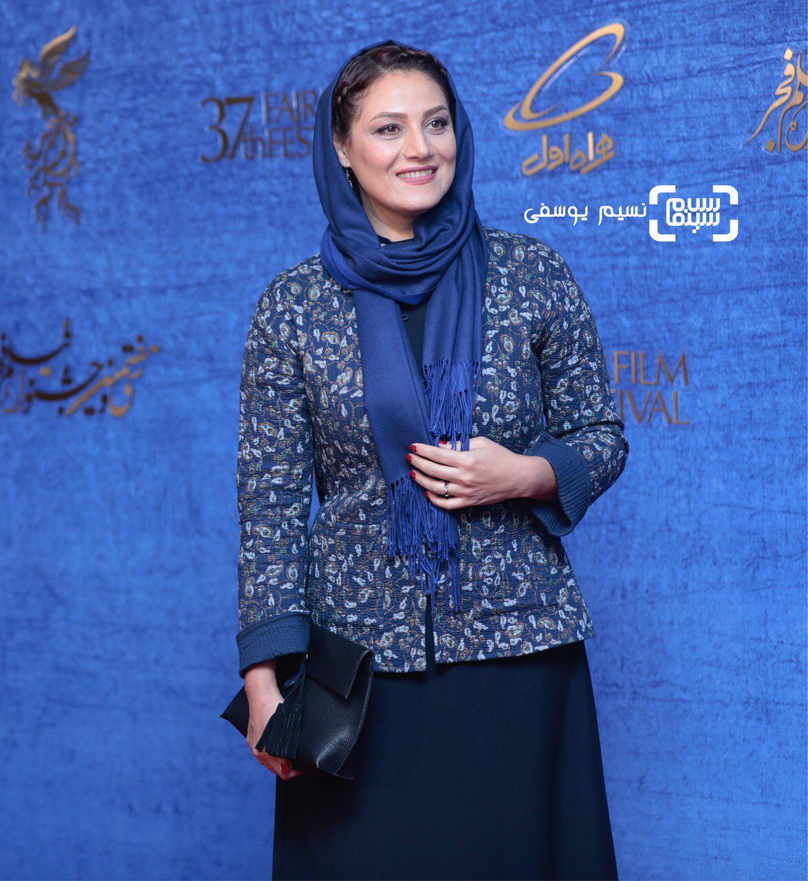 شبنم مقدمیگزارش تصویری اکران و نشست «شبی که ماه کامل شد»/جشنواره فجر 37