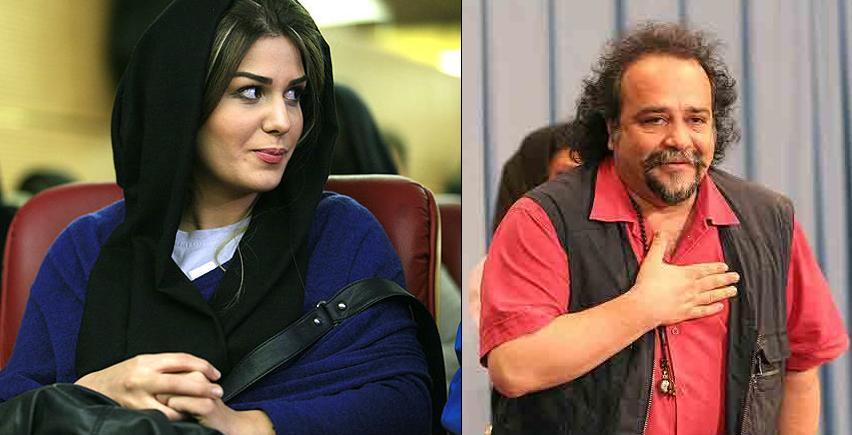 رز رضوی ازدواجش با محمدرضا شریفی نیا را تکذیب کرد