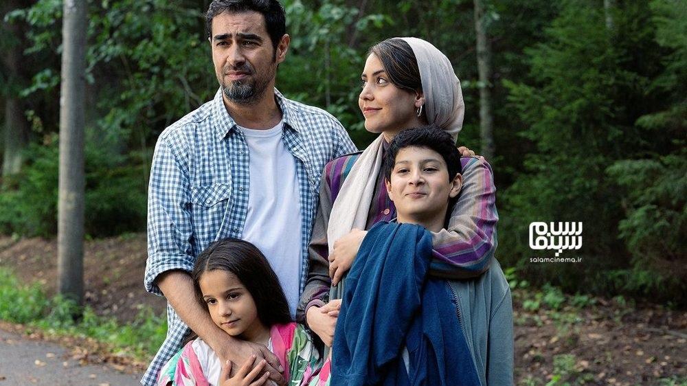 پیام تبریک انجمن بازیگران سینمای ایران به شهاب حسینی برای دریافت جایزه بهترین بازیگر نقش اول مرد از جشنواره  یوسی فنلاند