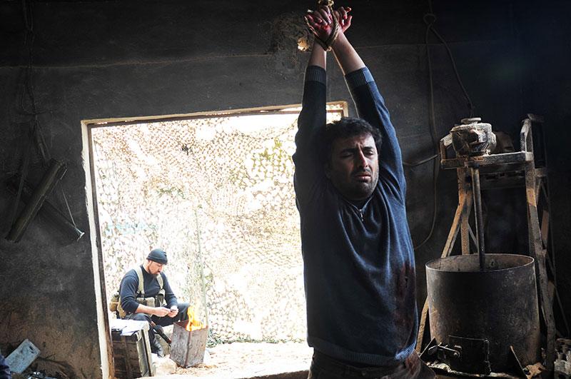 فیلم شهابی از جنس نور.امین زندگانی.محمدرضا اسلاملو