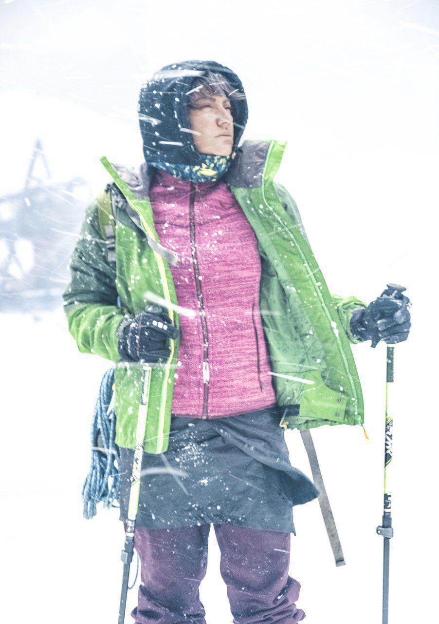 نخستین تصویر از مهناز افشار در نقش یک کوهنورد/ خلاصه داستان