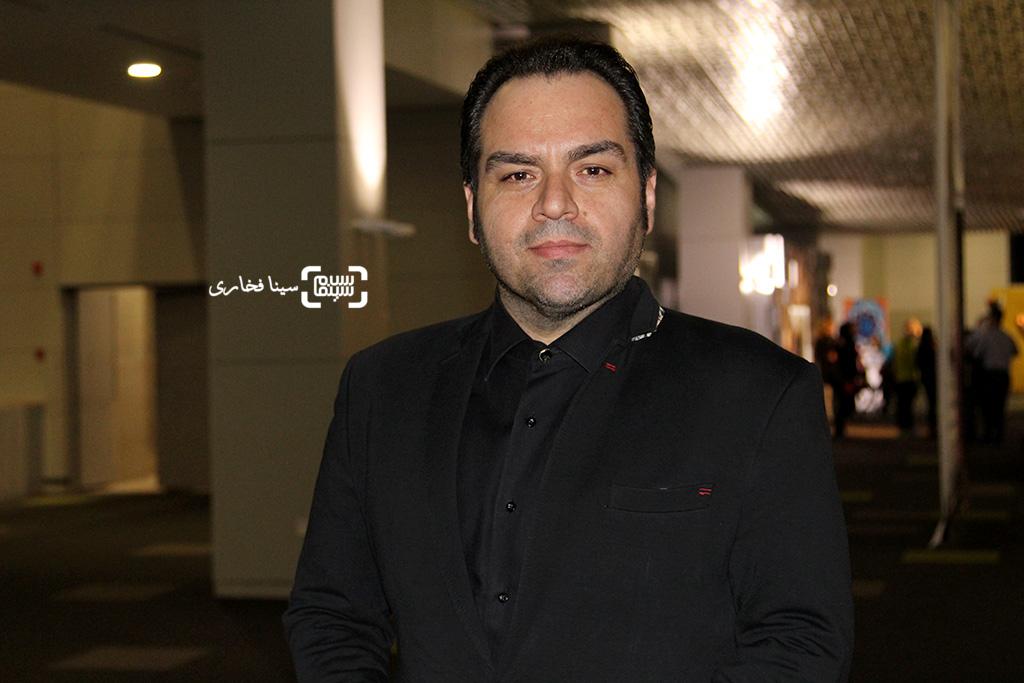 سی و سومین جشنواره بین المللی فیلم کوتاه تهران شهرام قائدی