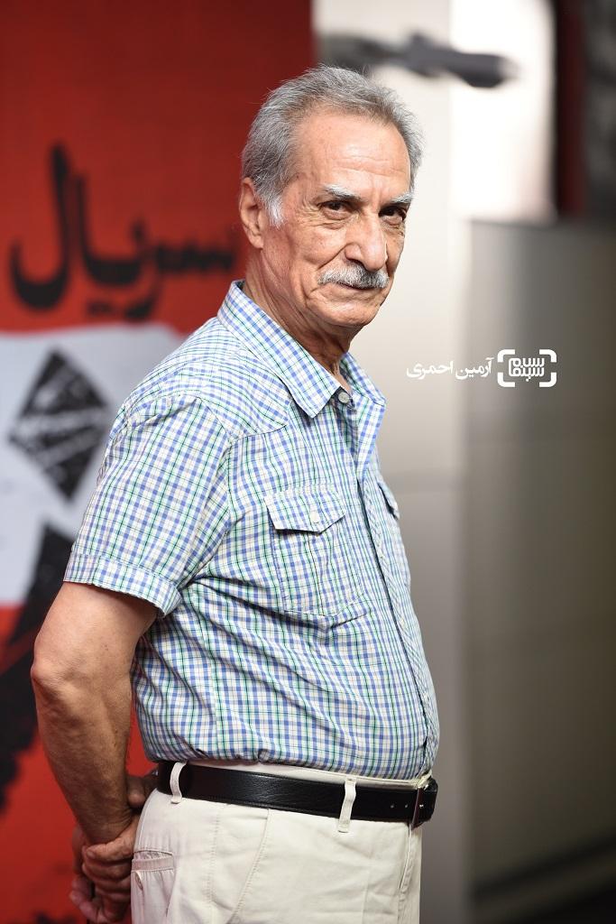 اکران خصوصی سریال نمایش خانگی زخم کاری -سیاوش طهمورث - پردیس سینمایی چارسو