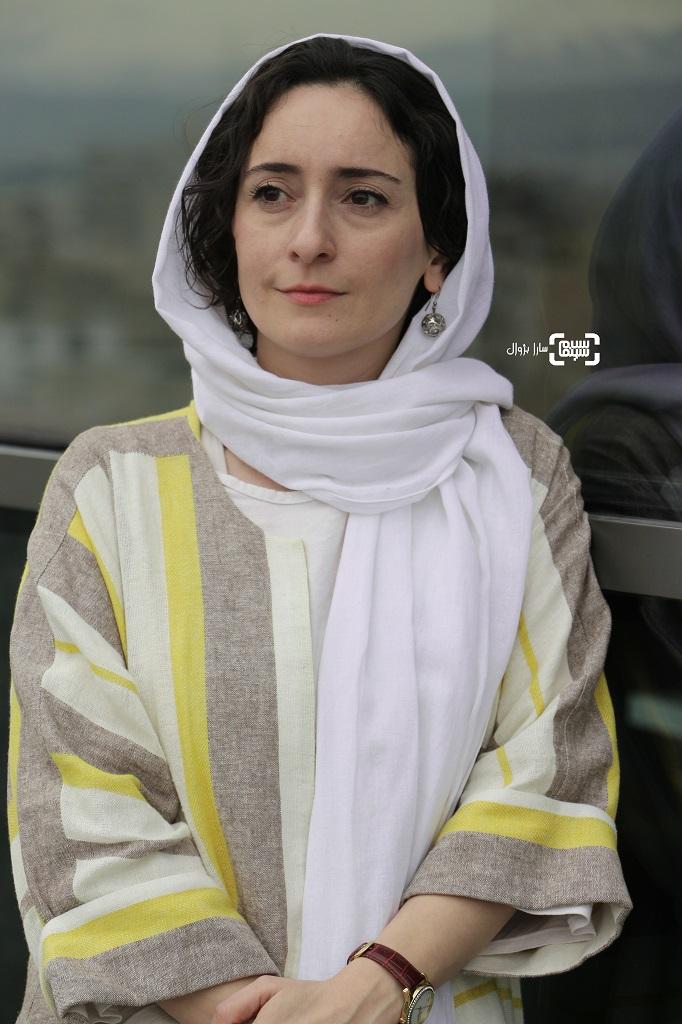 سهیلا گلستانی روز اول سی و هفتمین جشنواره جهانی فیلم فجر