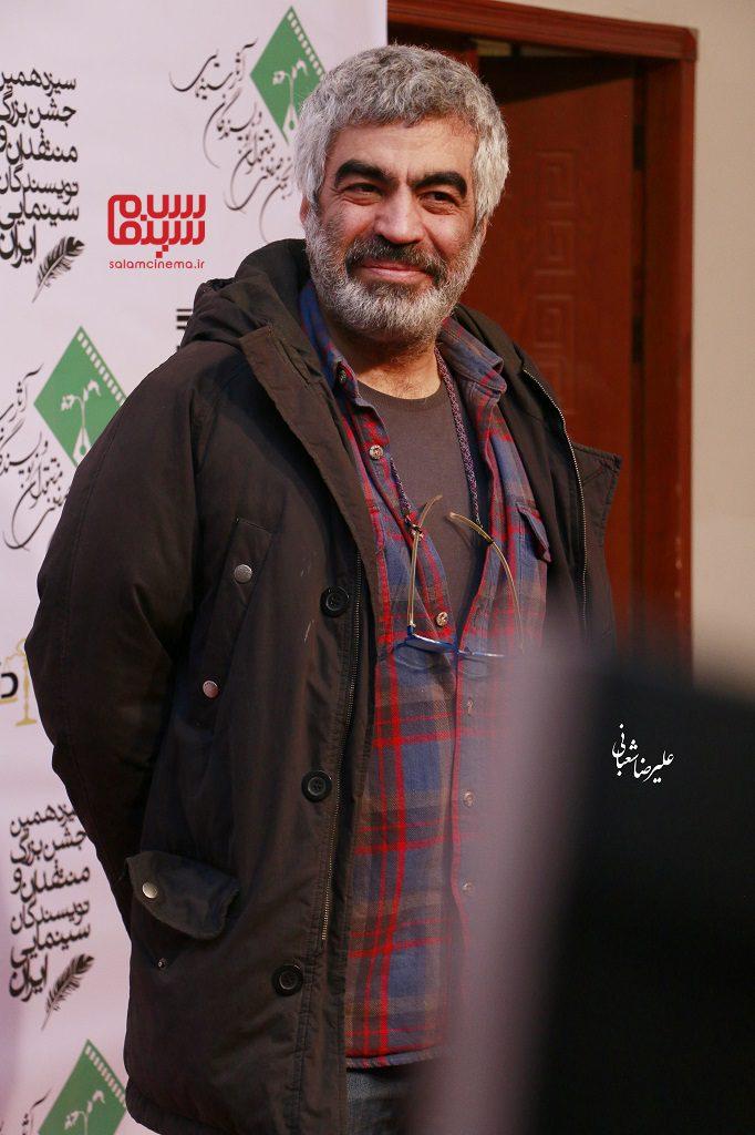 سروش صحت - سیزدهمین شب انجمن منتقدان و نویسندگان سینمای ایران