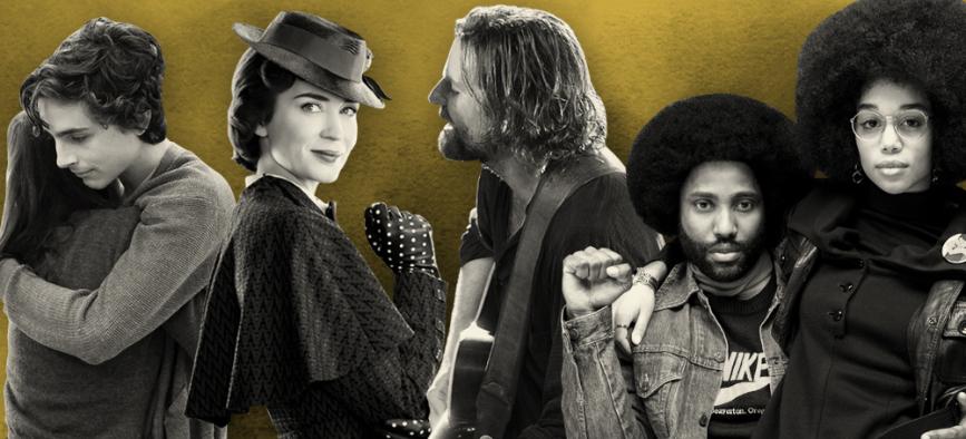 شگفتی های نامزدهای جوایز اسکار 2019