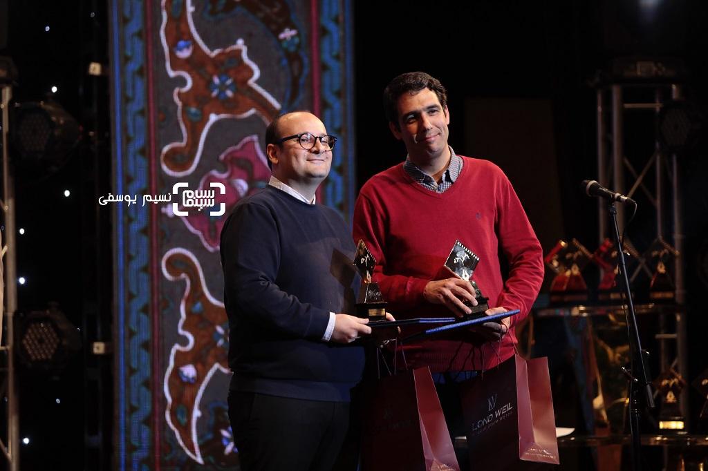 بهترین مهندسی صدا: طاهر پیشوایی و علیرضا علویان برای به وقت شام