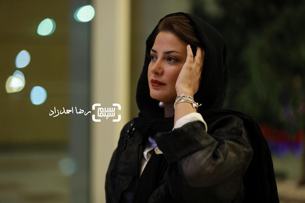 طناز طبا طبایی بازیگر/ جشن خانه سینما