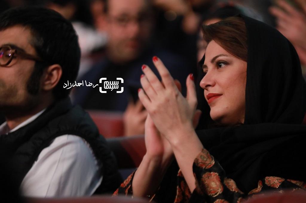 طناز طباطبایی - بازیگر - اختتامیه جشنواره فیلم فجر 38 - گزارش تصویری(بخش دوم)