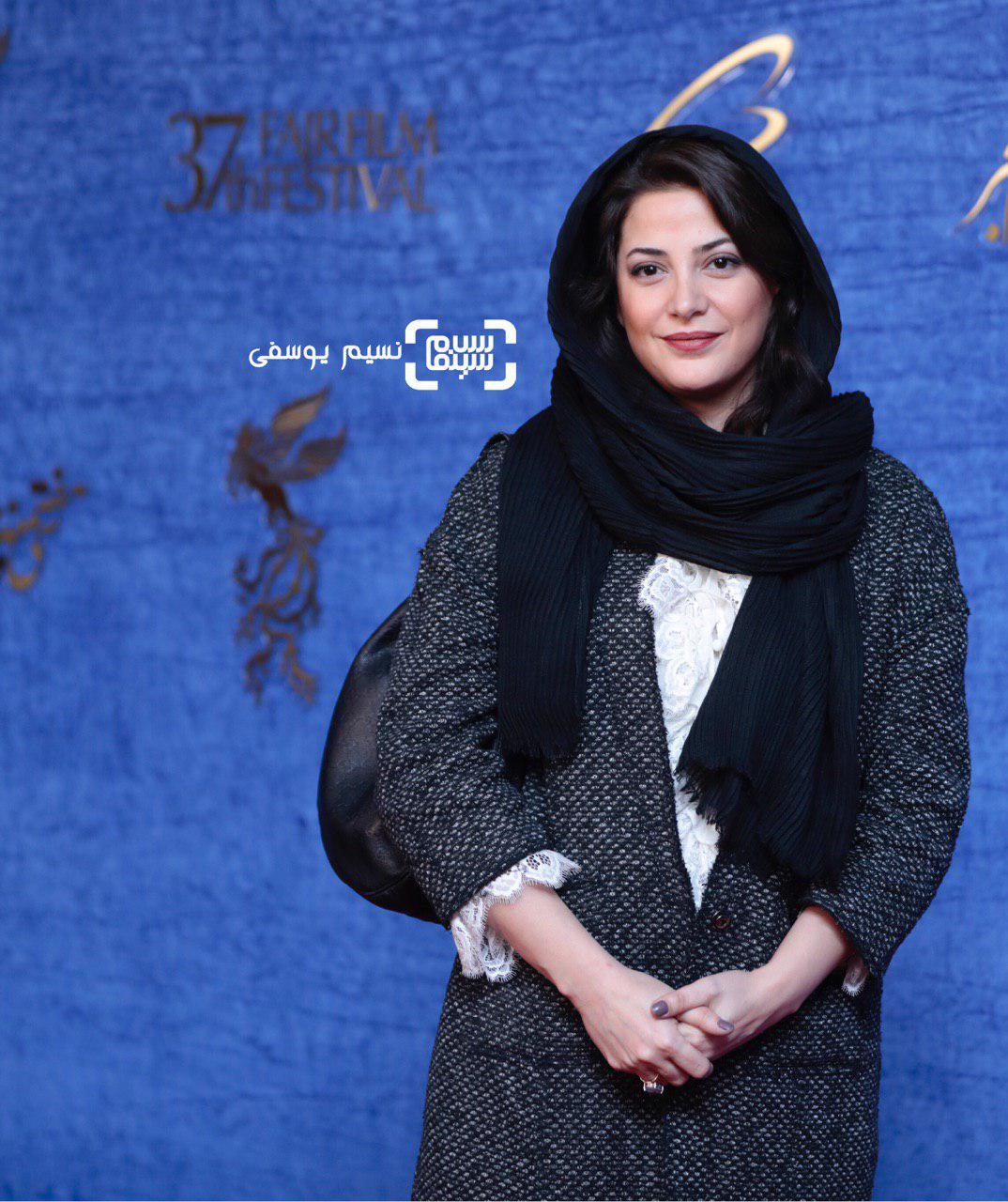 طناز طباطبایی گزارش تصویری اکران و نشست «طلا»/جشنواره فجر 37