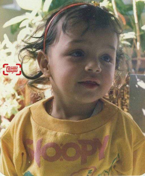 عکس کودکی ترانه علیدوستی - سلام سینما