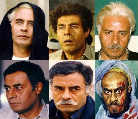 30 عکس از خسرو شکیبایی در نقش های مختلف به مناسبت تولد خسروی سینمای ایران
