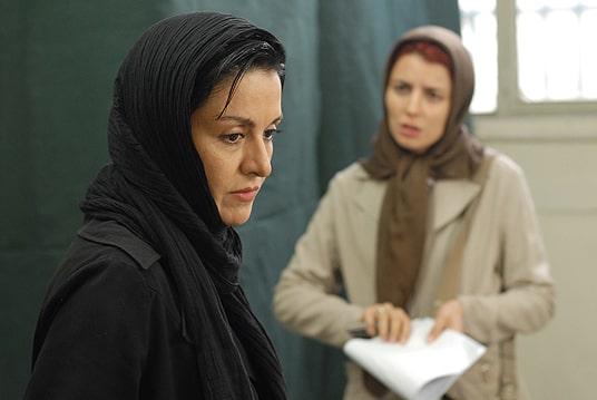 معلمان به یادماندنی سینما ایران- مریلا زارعی و لیلا حاتمی
