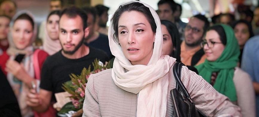 هدیه تهرانی: ما خاک پای مردم ایرانیم