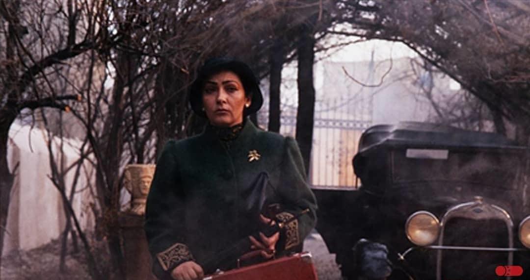 روانیهای به یادماندنی سینمای ایران-پرده آخر-فریماه فرجامی