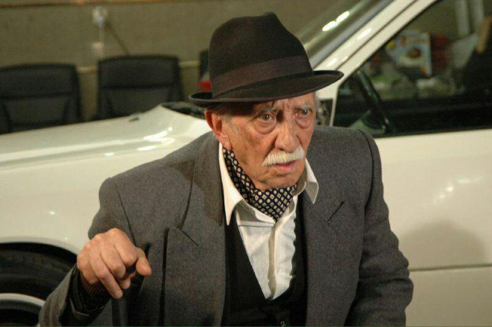 پرکارترین بازیگران مرد ایرانی- داریوش اسدزاده