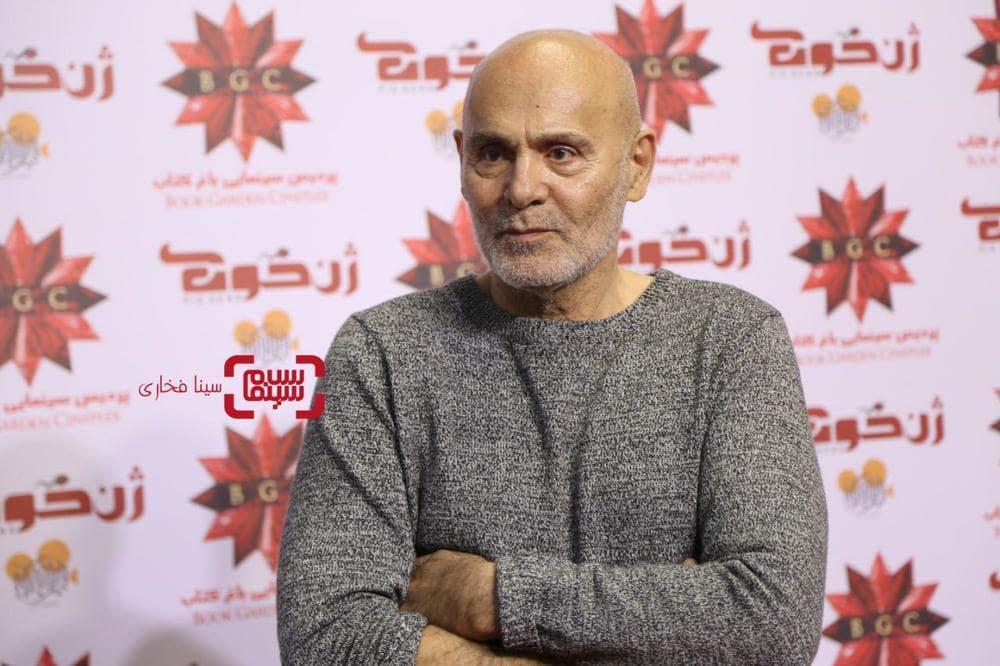 بازیگران مرد پرکار ایرانی- جمشید هاشم پور