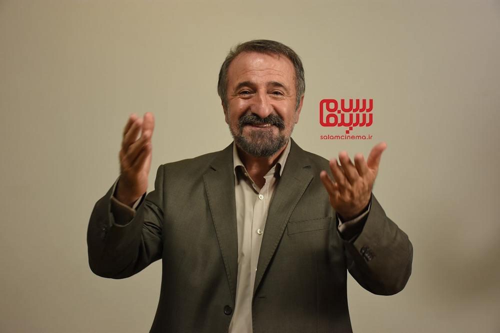 پرکارترین بازیگران مرد ایرانی- مهران رجبی