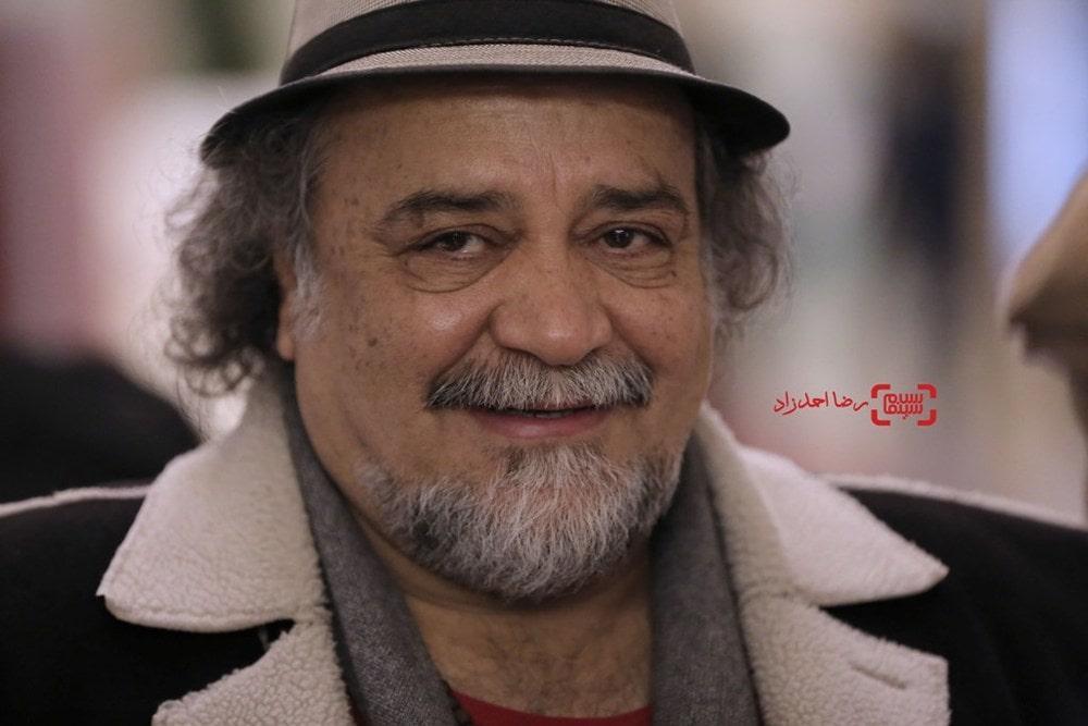 پرکارترین بازیگران مرد ایرانی- محمدرضا شریفی نیا
