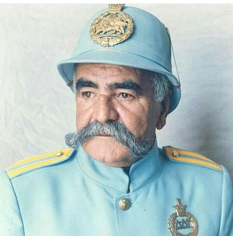 پرکارترین بازیگران مرد ایرانی: نعمت اله گرجی