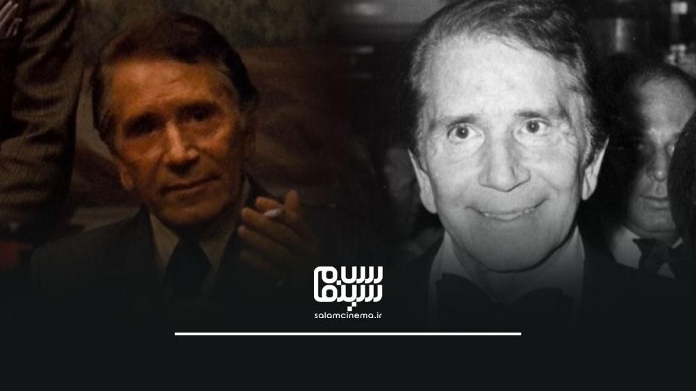 ظاهر و سرگذشت بازیگران پدرخوانده بعد از 50 سال - ریچارد کونته (Richard Conte)