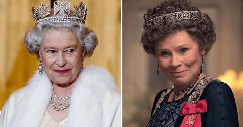 نکات جالب سریال تاج (The Crown) - ایملدا استانتون