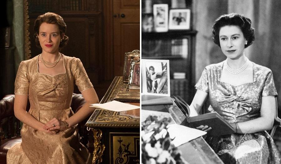 ملکه الیزابت جوان