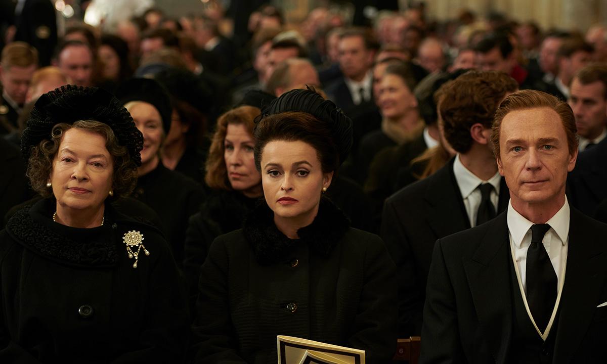 هلنا بونهام کارتر در فصل جدید سریال تاج
