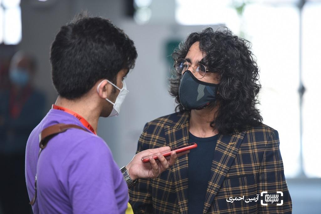 تورج اصلانی - سی و هشتمین جشنواره جهانی فیلم فجر - چارسو