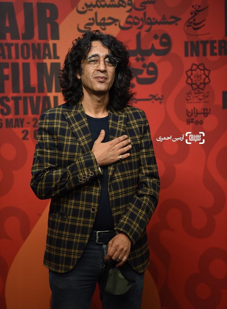 سی و هشتمین جشنواره جهانی فیلم فجر - تورج اصلانی