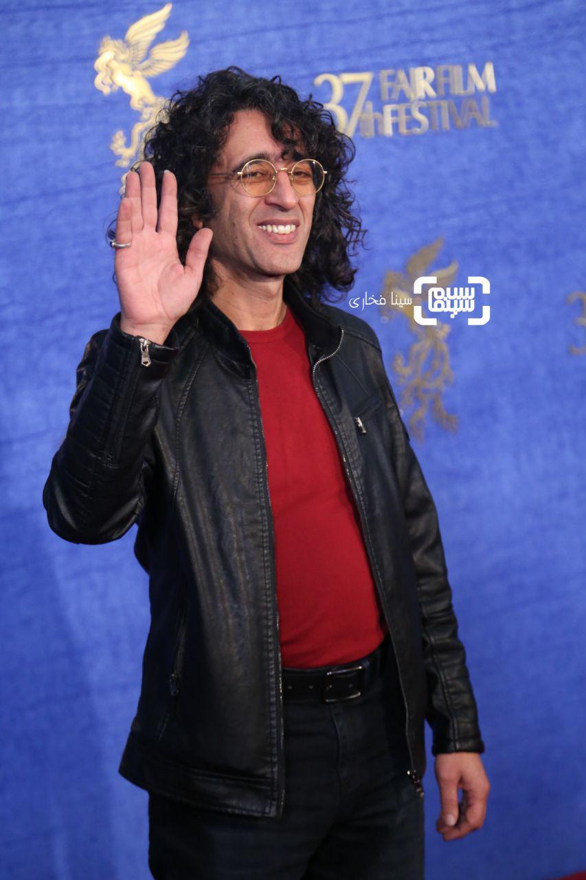 تورج اصلانیگزارش تصویری اکران و نشست «حمال طلا»/جشنواره فجر 37